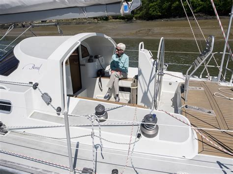 doghouse boat review of the bor 233 al 44 47 lifting keel aluminum