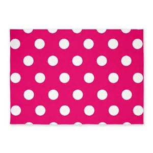 Polka Dot Area Rug Buy Cafepress Pink White Polka Dot 5 X7 Area Rug Standard White In Cheap Price On Alibaba