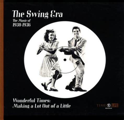 swing era songs time life album discography part 4