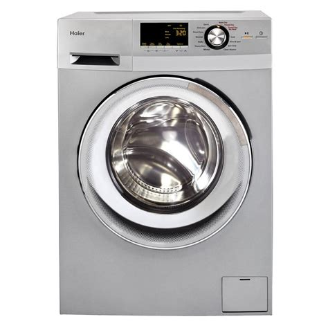 haier washer dryer combo 2 0 cu ft 24 in wide front