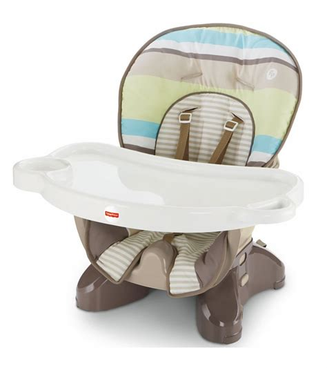 high chair space saver fisher price spacesaver high chair stripes