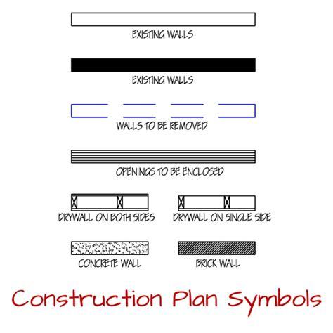 construction plan symbols construction plan symbols dig this design