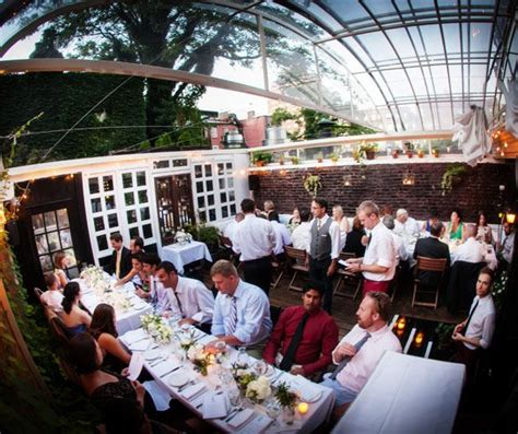 Outdoor Garden Nyc by Outdoor New York Wedding By 4eyes Photography