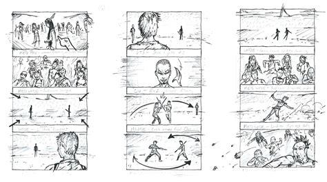 sle script storyboard storyboarding lengkap