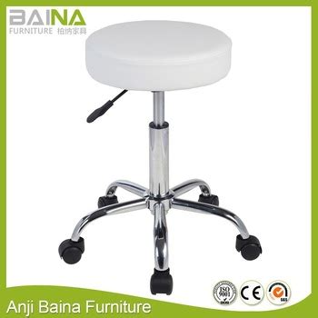 Sitting Stool With Wheels by Small Sitting Seat Stool Adjustable Swivel Office