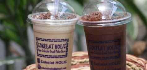 laba memikat dari bisnis minuman cokelat ide bisnis