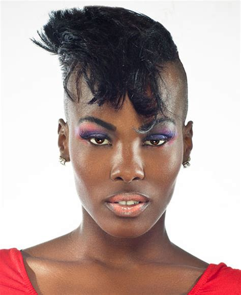 mohawk hairstyles for black beautiful hairstyles