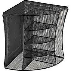 staples black wire mesh 3 tier desk shelf staples 174 black wire mesh 3 tier desk shelf classroom