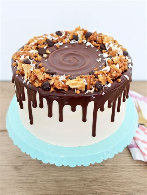 Everything But Kitchen Sink Everything But The Kitchen Sink Cake Cake By