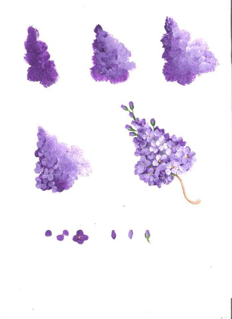 watercolor pattern tutorial best 25 acrylic painting flowers ideas on pinterest