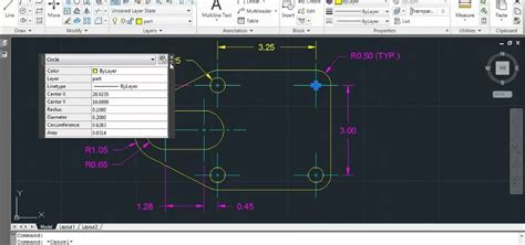 tutorial guide autocad 2011 how to use the quick properties tool in autocad 2011