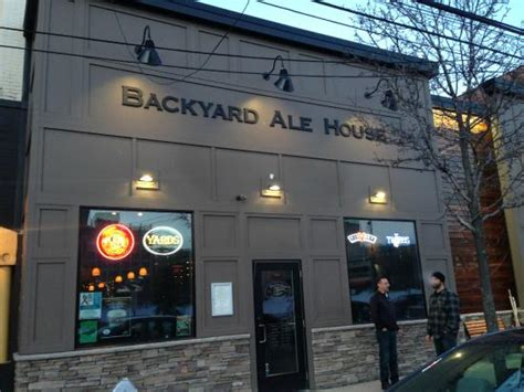 backyard ale house spring bikini top picture of backyard ale house
