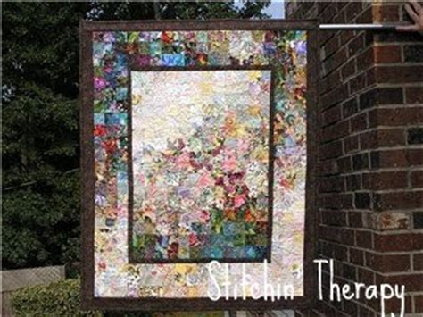 watercolor quilt tutorial stitchin therapy watercolor quilts