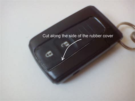Open Toyota Key Fob The Diary Of A Toyota Prius How I Fixed My Broken Toyota