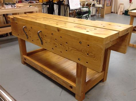 woodworker bench nicholson bench project shellac on a workbench a