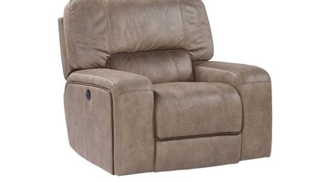 Furniture Springs Recliners by 549 99 Bluff Springs Brown Power Recliner Reclining