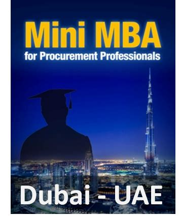 Mini Mba For Physicians mini mba for procurement professional