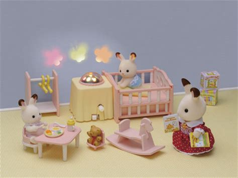 Seprei Set Microtex Baby Pink by Catalogue Sylvanian Families