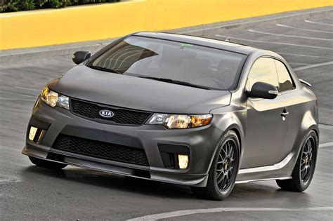 Kia Forte Koup Type R Kia Forte Koup Type R Concept Photos Reviews