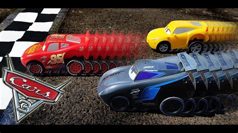 Cars 3 Revvin Jackson disney cars 3 toys revvin racers lightning mcqueen doovi