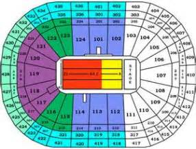 Centre Bell Floor Plan by Bell Centre Seating Chart Bell Center Seating Chart