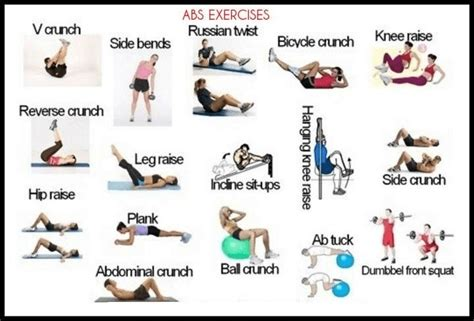 Ab Workout At Home by Home Abs Workout Ideas