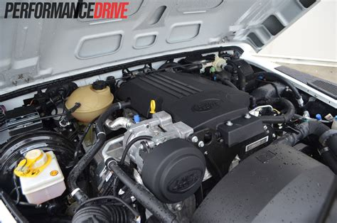 range rover engine turbo land rover defender 90 review performancedrive