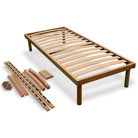 reti da letto rete a doghe in legno di faggio montabile