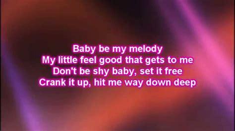 my my song easton corbin baby be my song lyrics