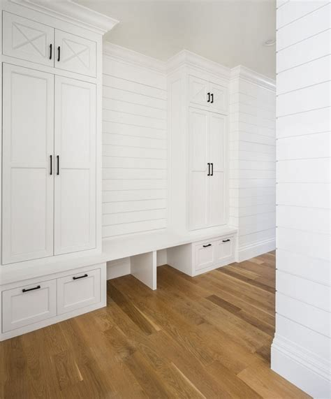 Shiplap Wall Panels New Kitchen Trend Cabinets Subway Tile