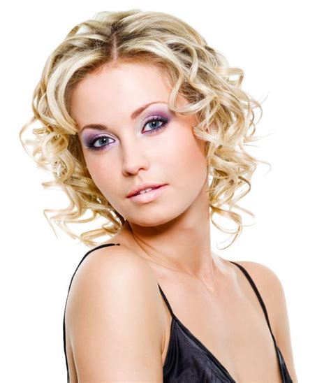 short hair perm loose curl how to different types of perm pictures slideshow hair