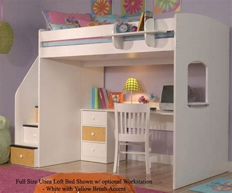 loft bed with desk size mattress bunk bed mattress size innerspace luxury products 58 in
