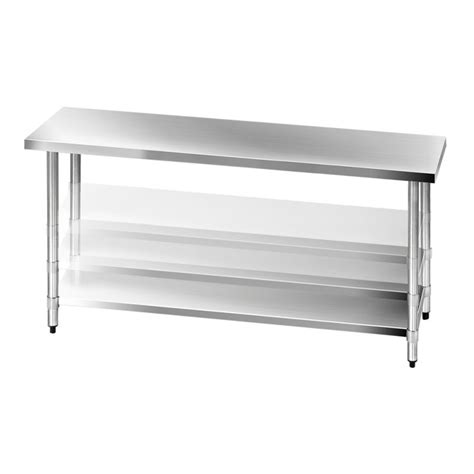stainless steel kitchen island bench 304 stainless steel kitchen work bench table 1829mm buy