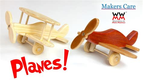Woodworking Airplane Plans