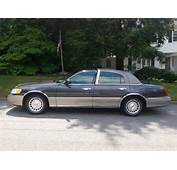 Picture Of 1998 Lincoln Town Car Executive Exterior