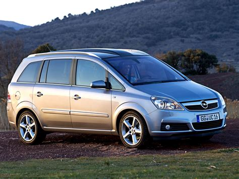 Opel Automobiles by Automobile Gt Opel Zafira
