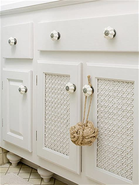 done in a weekend bathroom refreshes vanities cabinets and striped walls pretty old houses bathrooms before and after