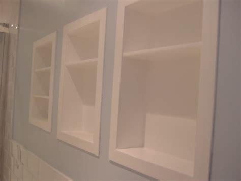 Built In Bathroom Shelves Bathroom Remodel Pinterest Built In Shelves Bathroom