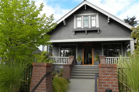 seattle wa hebner craftsman exterior seattle by greenman