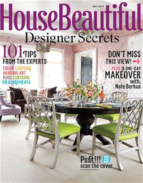 housebeautiful magazine house beautiful magazine media kit info