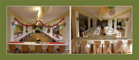 Hochzeitshalle Dekorieren by Stuhlhussenverleih Tischdeko Hochzeitsdeko