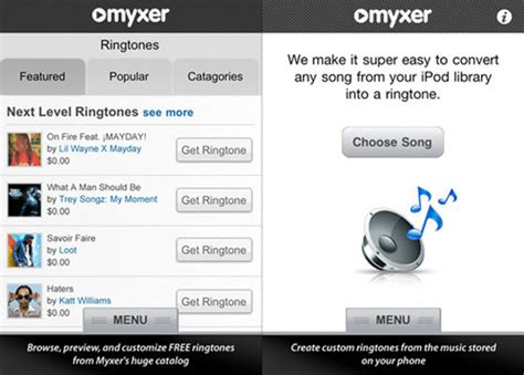 myxer free ringtones for android best apps to free iphone alert tones ringtones web3mantra