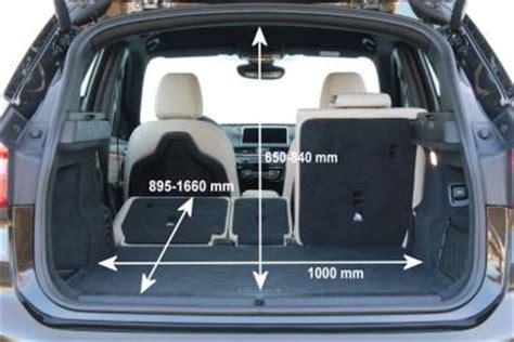 Mini 5 T Rer Automatik by Bmw X1 Abmessungen Abmessungen Kofferraum Zu Klein Bmw X1