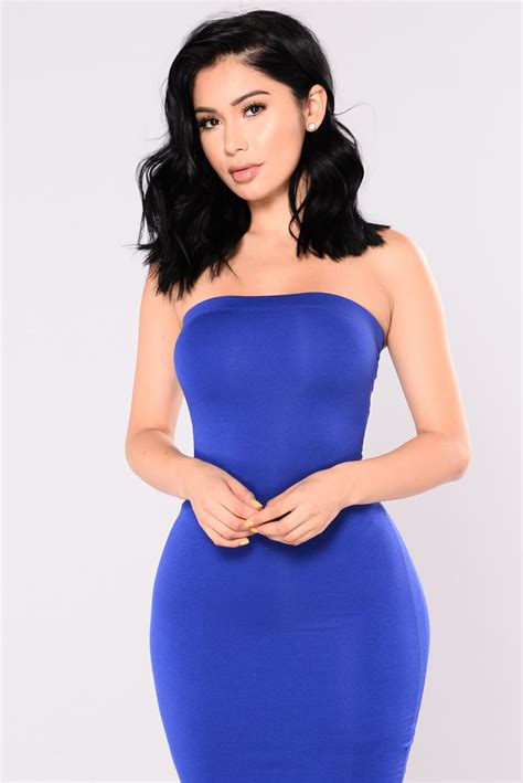 Heva Dress dress royal