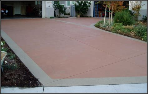 painting concrete patio ideas patios home decorating