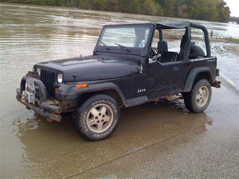 mianoir s 1995 jeep yj in huntsville tx