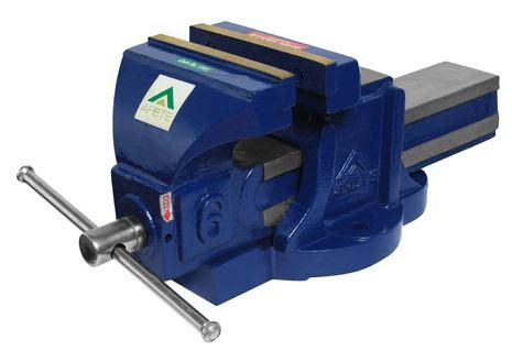 bench vice specification arete