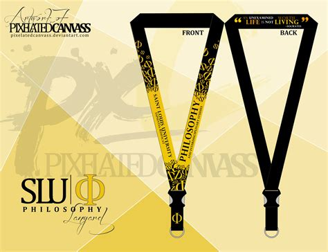 lanyard design template lanyard slu bapis by pixelatedcanvass on deviantart