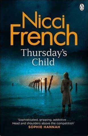 thursdays at eight a novel books thursday s child frieda klein 4 by nicci