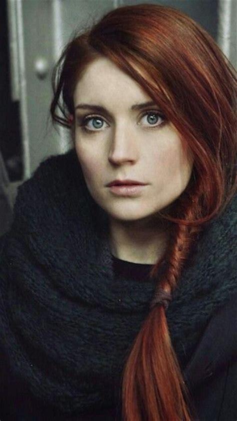 red hair 40s 40 dark red hair color ideas herinterest com